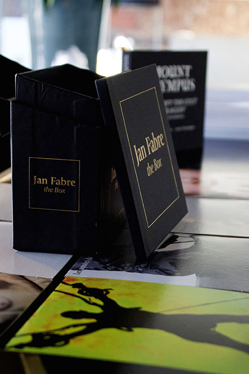 Jan Fabre, The Box